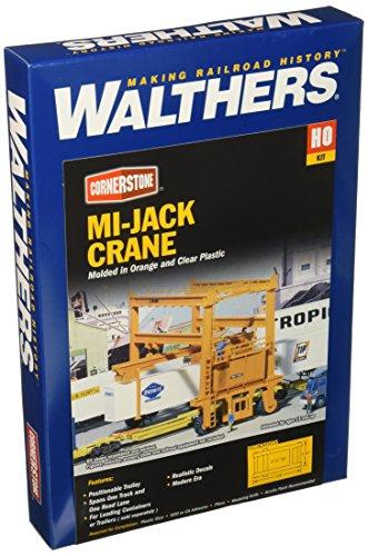 Walthers Cornerstone Mi-Jack Translift Intermodal Crane