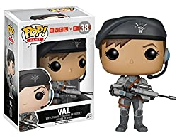 Funko POP Games: Evolve Val Action Figure