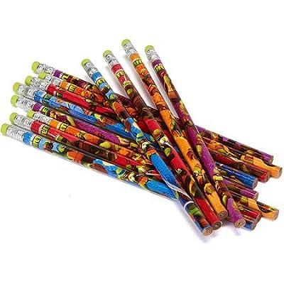 Teenage Mutant Ninja Turtles 12 pack pencils