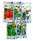 Mix Herb & Vegetable Thai 5 package 3000 Seeds