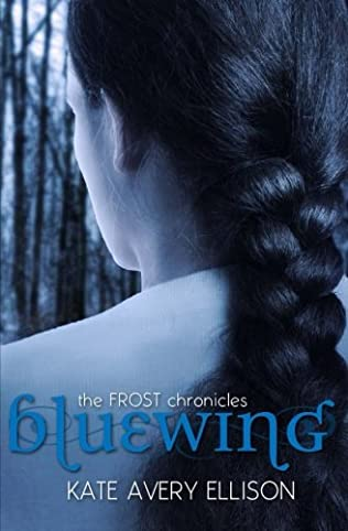 book cover of Bluewing
