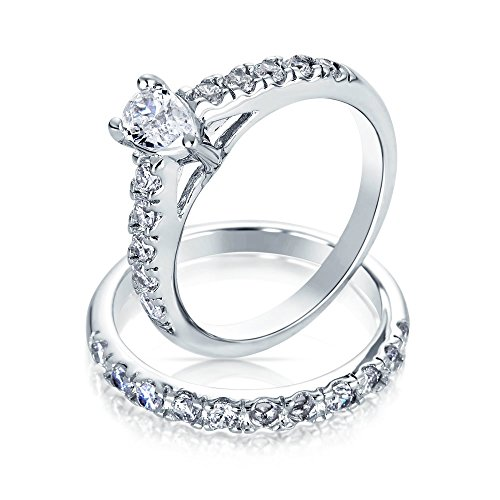 Bling Jewelry Sterling Engagement Wedding product image