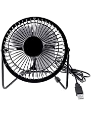 Mini Portable Super Mute PC USB Cooler Desk Cooling Fan H4467
