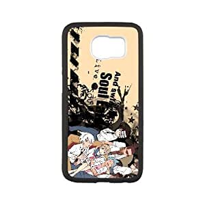 Samsung Galaxy S6 Phone Cases White SOUL EATER EKH417514