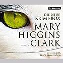 Die neue Krimi-Box Hörbuch von Mary Higgins Clark Gesprochen von: Beate Himmelstoß