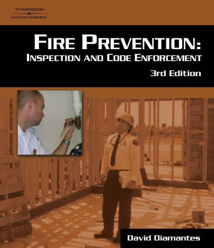 Fire Prevention Safety (Fire Prevention: Inspection and Code Enforcement)