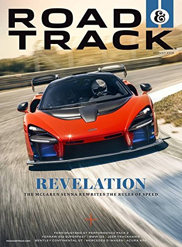 Car And Driver - Road & Track