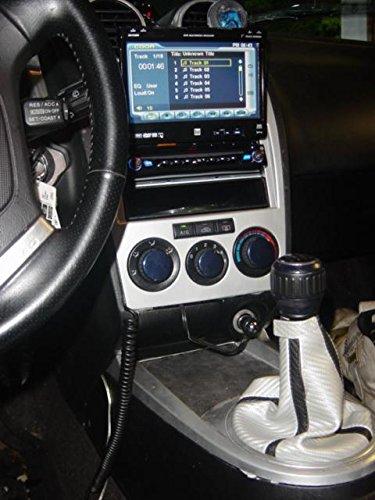 Amazon.com: RedlineGoods Toyota Tercel 1991-94 bota/funda para palanca de cambios de: Automotive