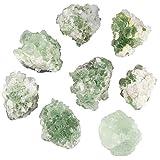 SUNYIKNaturalRoughRawGreen Fluorite Crystal