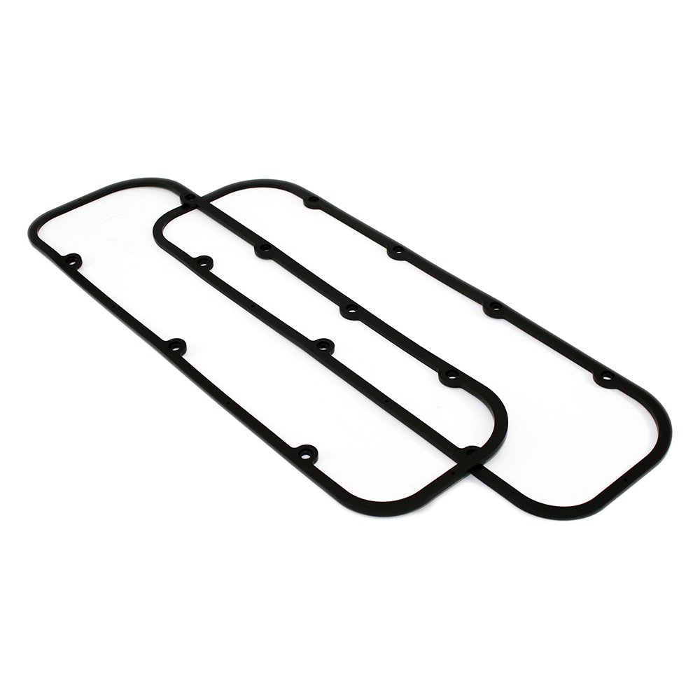 Assault Racing Products A7485 Big Block Chevy Reusable Steel Core Valve Cover Gaskets BBC 396 402 427 454