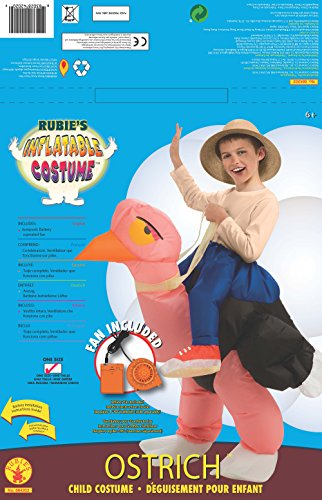 Big Boy Toys Games : Big boys inflatable ostrich costume one size for