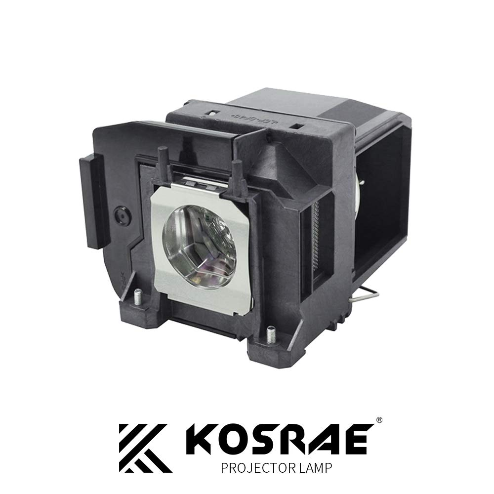 KOSRAE for ELPLP68 Economical EH-TW6100 EH-TW5900 H421A H450A Projector V13H010L68 Replacement Lamp for Epson PowerLite HC 3010 3010e 3020 3020e