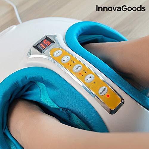 Masajeador de pies presoterapia