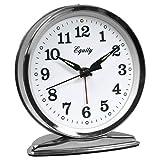 Equity by La Crosse Wind-Up Loud Bell Alarm Clock by Equity by La Crosse