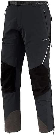 Trangoworld Prote Fi Pant. Largo, Hombre, Negro/Antracita, S-5