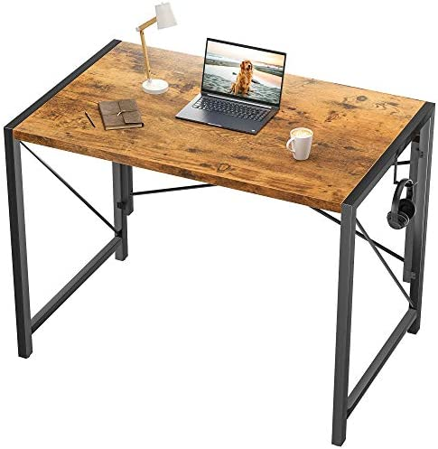 Cozy Castle 39'' Folding Desk