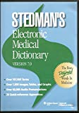 img - for Stedman's Electronic Medical Dictionary V7.0 Single User Upgrade book / textbook / text book