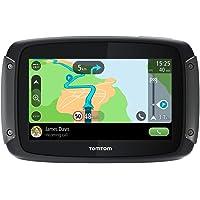 TomTom Navigatie Motor Rider 500 (4.3 inch met voor de motor afgestemde kronkelende en heuvelachtige routes, Geschikt…
