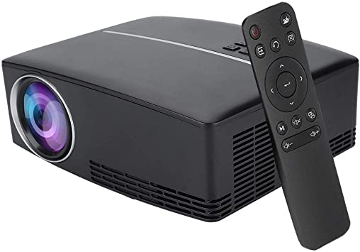 tonysa Mini Proyector LED, Proyector de Cine VideoHome | 4K x 2K ...