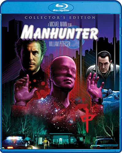 Blu-ray : Manhunter (Collector's Edition) (Collector's Edition, Widescreen, 2 Pack, 2 Disc)