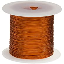 Magnet wire amazon remington industries 20h200p 20 awg magnet wire enameled copper wire 200 degree 10 keyboard keysfo Choice Image