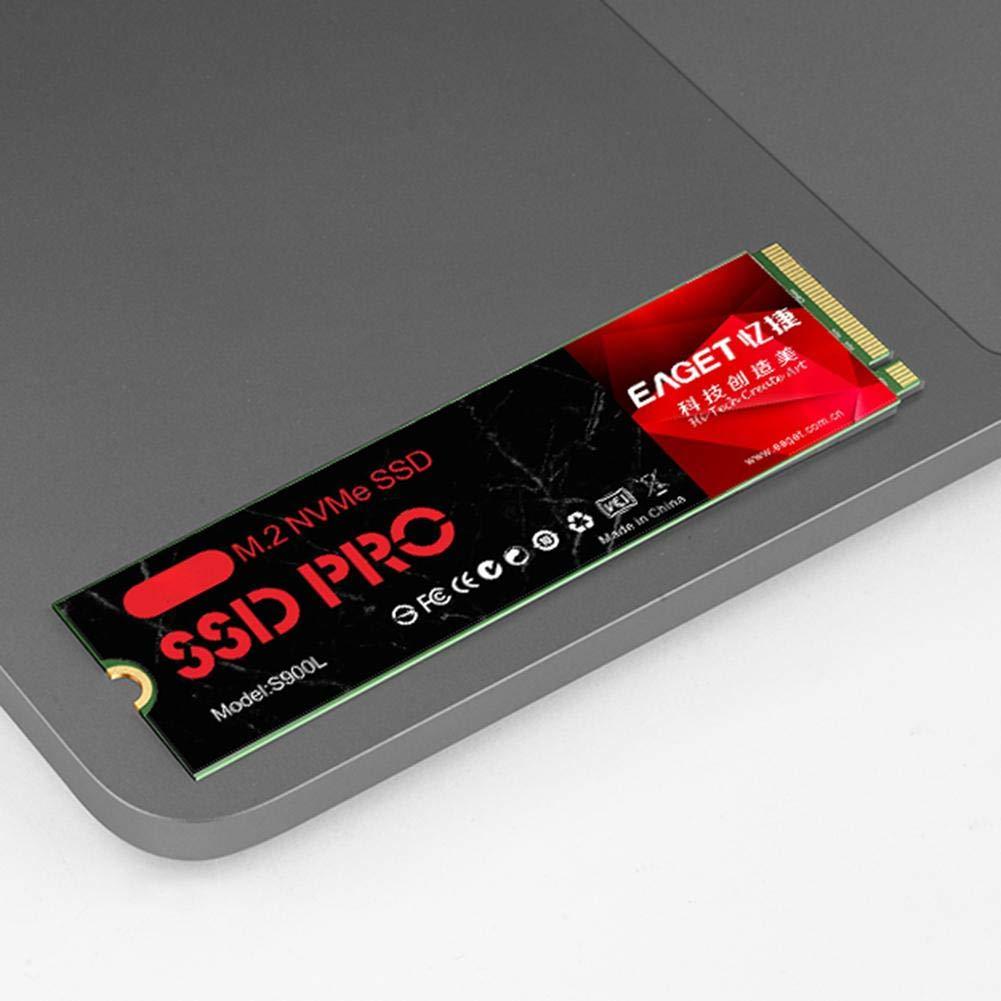 EAGET S900L M.2 NVMe SSD HDD Disco Duro Interno Unidad de Estado ...