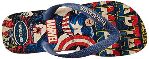 Flip Unisex Flop Ironman Beige Top America Captain Havaianas wX1YTqdd