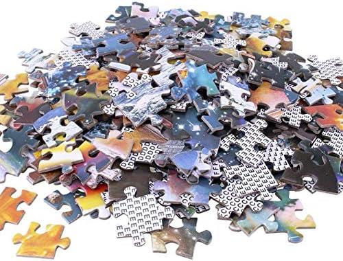 LIUNA Legpuzzels 1000 Stuks Karton Legpuzzels For Family Puzzels Brain Challenge Puzzel For Kinderen Volwassenen