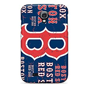 Shock-dirt Proof Boston Red Sox Case Cover For Galaxy S4