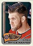 2014 Topps Heritage #400 Bryce Harper - Washington Nationals (Baseball Cards)