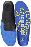 Icebug Fat Maximum Cushioning Insole with Arch Flex Technology- Low Arch,Blue,9 M Review
