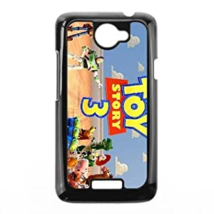 HTC One X phone cases Black Toy Story Jessie Buzz Lightyear cell phone cases Beautiful gifts YWLS0470628