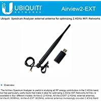 Ubiquiti USB 2.4GHz Spectrum Analyzer External Connector