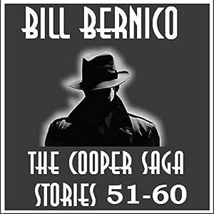The Cooper Saga 06: Stories 51-60 Audiobook