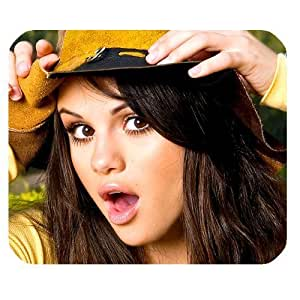 Personalized Customized Selena Gomez Mouse Pad Standard Rectangle Mousepad MP010919