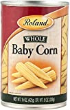 Roland Foods Baby Corn, Small Whole, 15 Ounce
