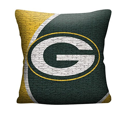 green bay packers football pillow - 8