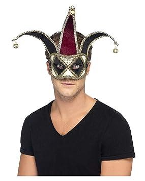 Horror-Shop Arlequín máscara para los ojos veneciana