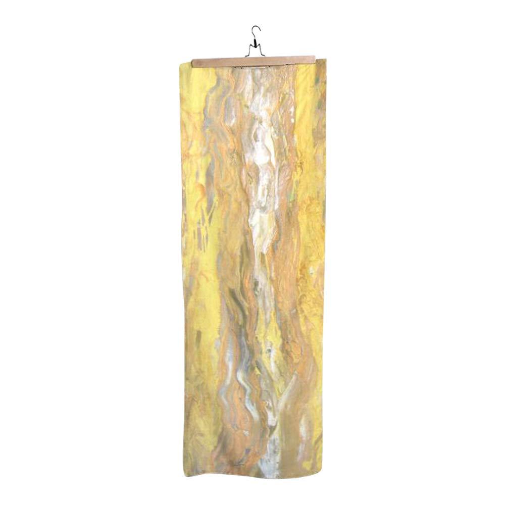 VIDA Golden Vista Modal Scarf | Original Artwork Designed By Sally Jordon