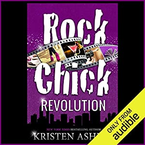 Rock Chick Revolution Audiobook by Kristen Ashley Narrated by Susannah Jones