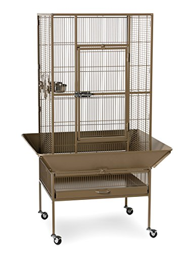 Prevue Pet Products 3352COCO Park Plaza Bird Cage, Coco Brow