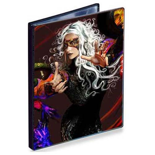 Albums & Binders - Max 9-Pocket Portfolio Witch (7090-wih)