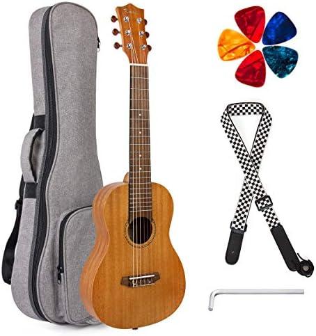 Guitalele Guitarlele Ukulele Mahogany Kmise product image