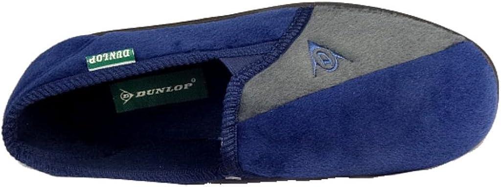 Dunlop Homme c/él/èbre Winston II Chaussons avec Super Confort matelass/é capitonn/ée en