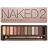 UD Naked 2 Eyeshadow Palette - 100% Authentic by U/D