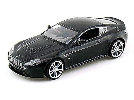 Amazoncom Aston Martin V Vantage Black Toys Games - Aston martin v12
