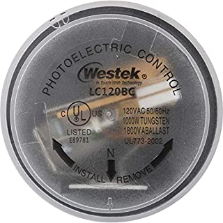 Westek LC120BC-4 Automatic Twist Lock Photo Control