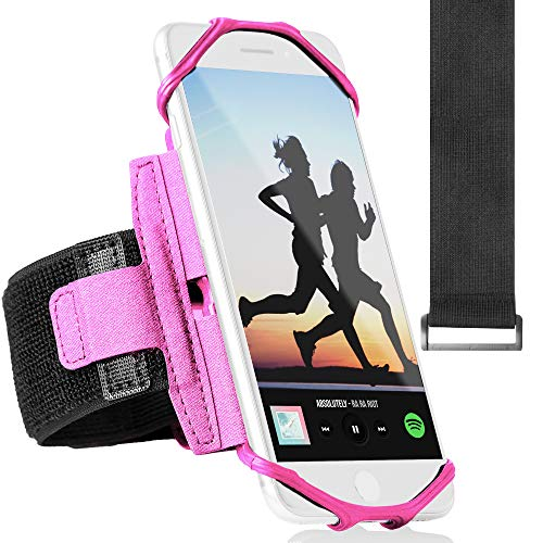 360° Rotatable Sports Running Armband for iPhone XR