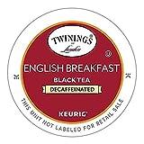 Best Twinings Tea Cups - Twinings English Breakfast Decaf Tea, Keurig K-Cups, 48 Review
