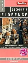 Découvrir Florence (Firenze) - Plan plastifié de Londres et de son centre-ville par Berlitz